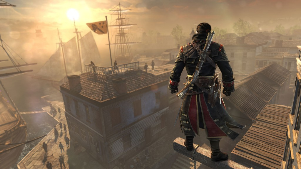 Assassin's Creed Rogue TÉLÉCHARGER Gratuit
