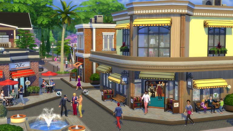 Les Sims 4 VERSION COMPLETE Telecharger