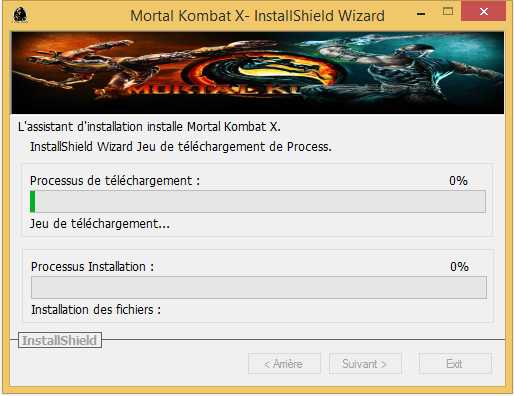 Mortal Kombat X VERSION COMPLETE TÉLÉCHARGER