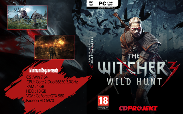 The Witcher 3 Wild Hunt PC VERSION COMPLETE TÉLÉCHARGER GRATUIT