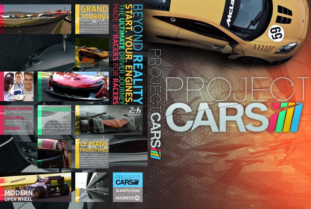Project CARS Télécharger VERSION COMPLÈTE GRATUIT