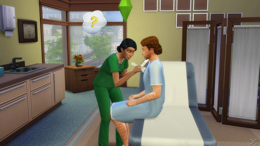Les Sims 4 Au Travail Gratuit