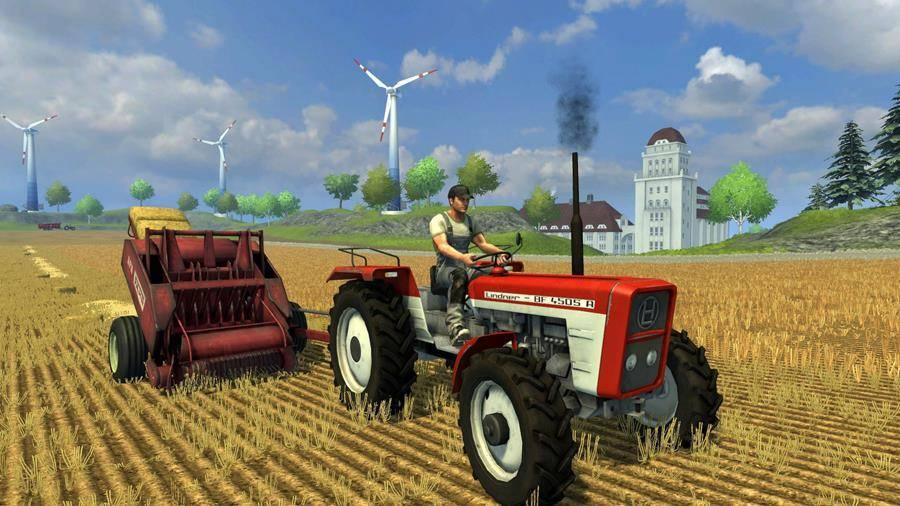 Farming Simulator 15 VERSION COMPLÈTE
