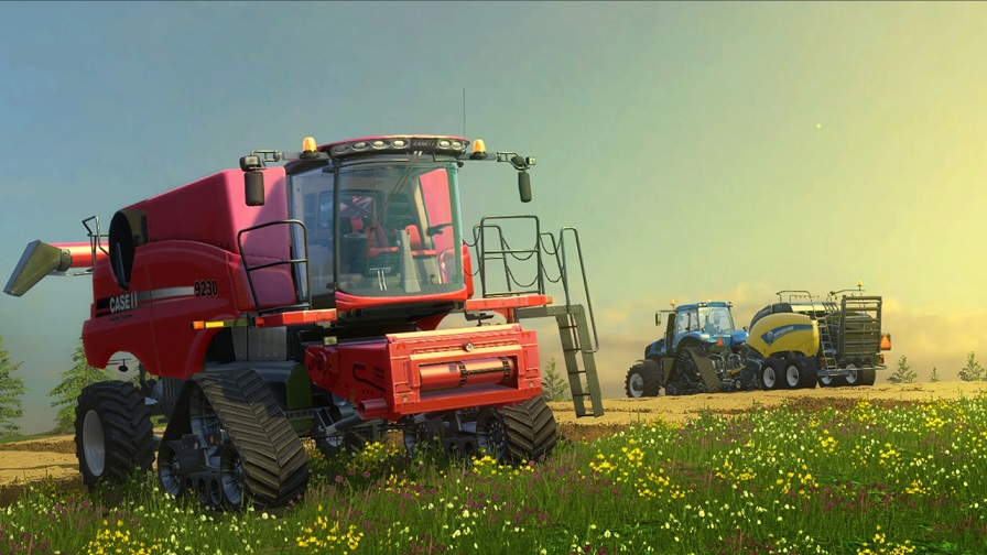Farming Simulator 15 Telecharger