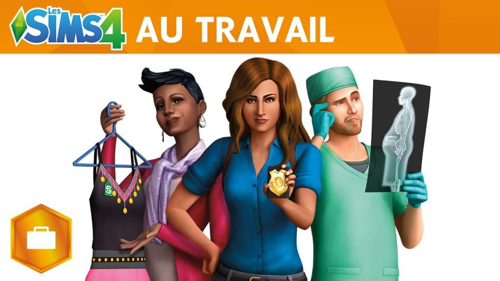 Les Sims 4 Au Travail Télécharger VERSION COMPLETE GRATUIT