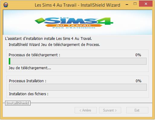 Les Sims 4 Au Travail Télécharger Gratuit