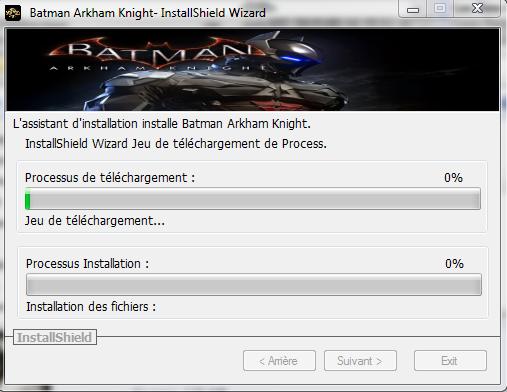 Batman Arkham Knight Télécharger VERSION COMPLÈTE GRATUIT