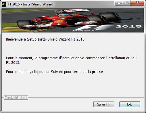 F1 2015 Télécharger VERSION COMPLÈTE GRATUIT