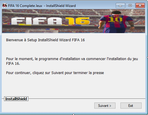 Fifa 16 Télécharger VERSION COMPLÈTE GRATUIT