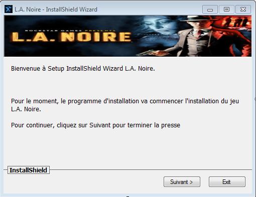 L.A. Noire Télécharger Version complète Gratuit PC