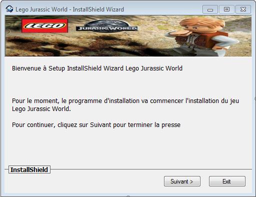 Lego Jurassic World Télécharger VERSION COMPLÈTE GRATUIT