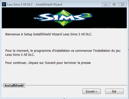 Les Sims 3 + DLC Télécharger Version complète