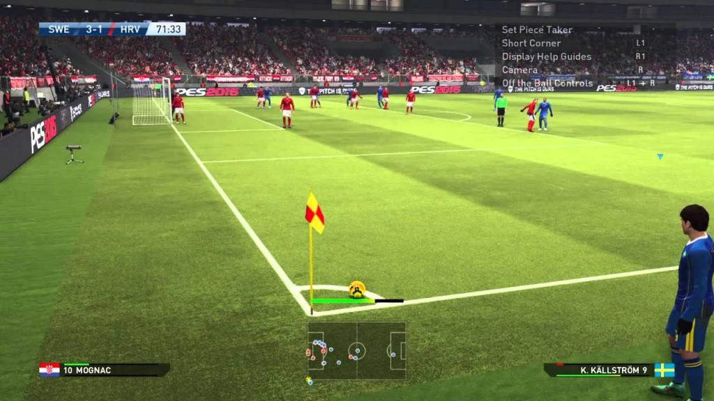 Pro Evolution Soccer 2016 Jeux