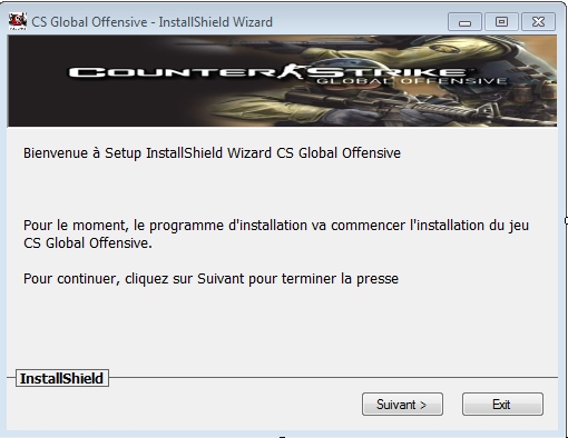 Counter-Strike Global Offensive  Version complète