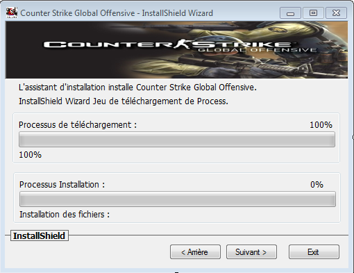 Counter-Strike Global Offensive PC