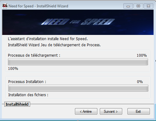 Need for Speed Version complète PC