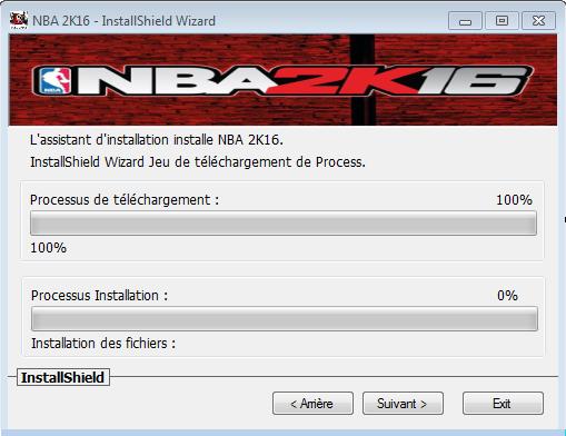 NBA 2K16 Télécharger Version complète