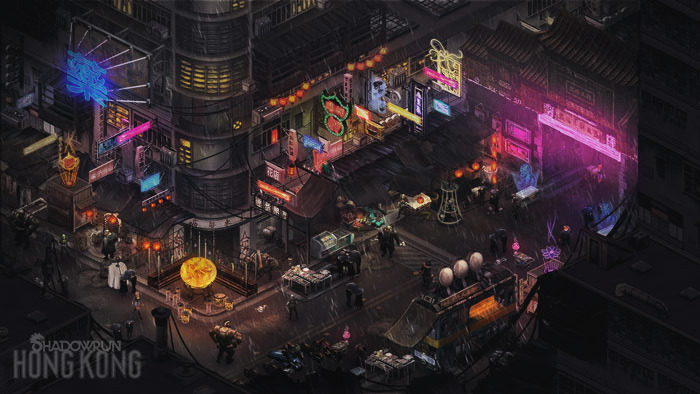 Shadowrun Hong Kong Télécharger PC