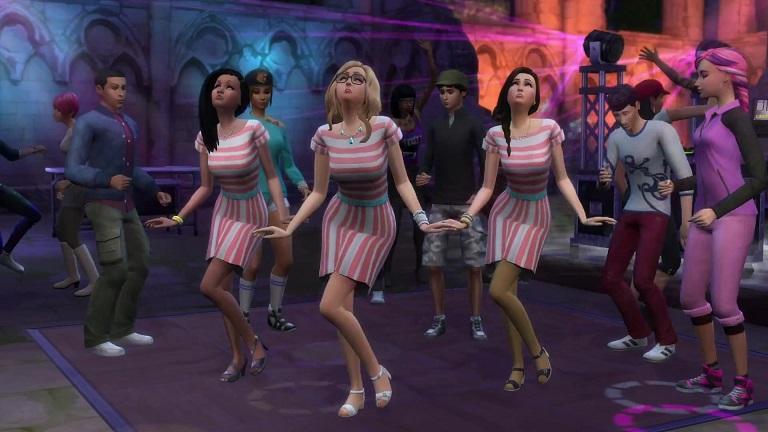 Les Sims 4 Vivre Ensemble Télécharger PC