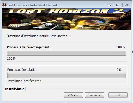 Lost Horizon 2 Télécharger Version complète