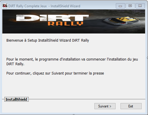 DiRT Rally, DiRT 4 Télécharger