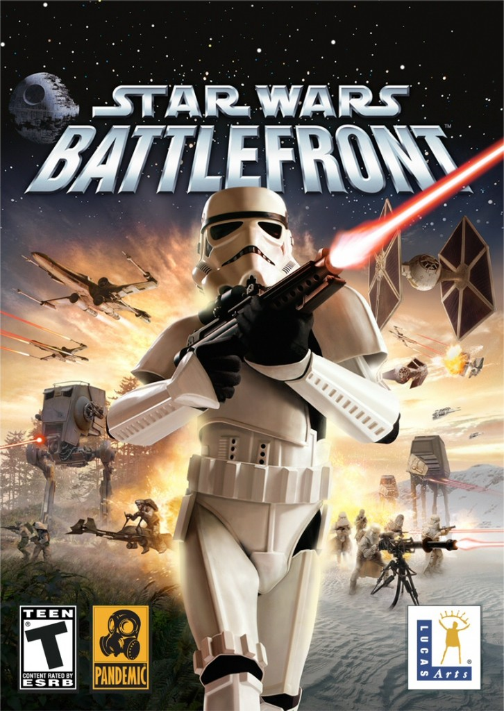 Star Wars Battlefront Telecharger pc