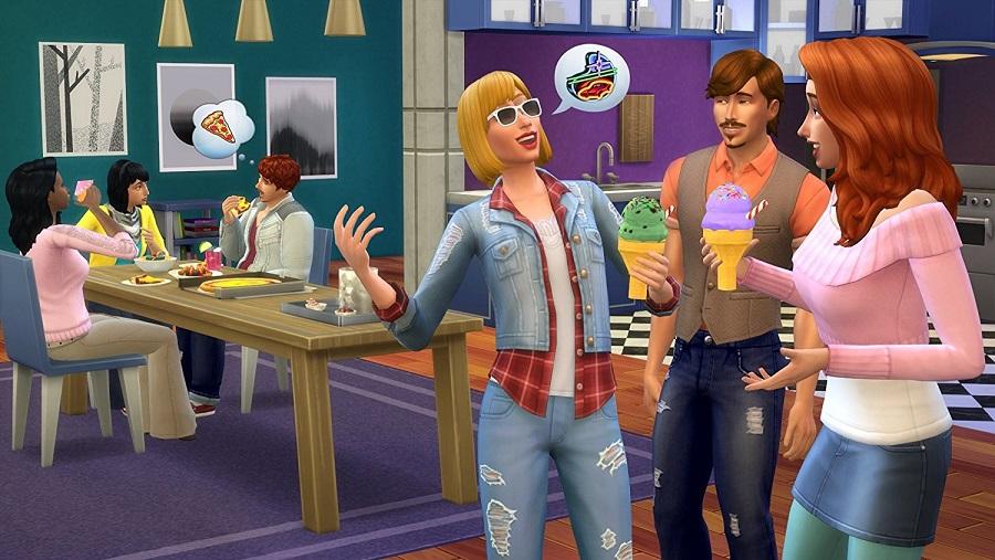 Les Sims 4 En Cuisine Télécharger
