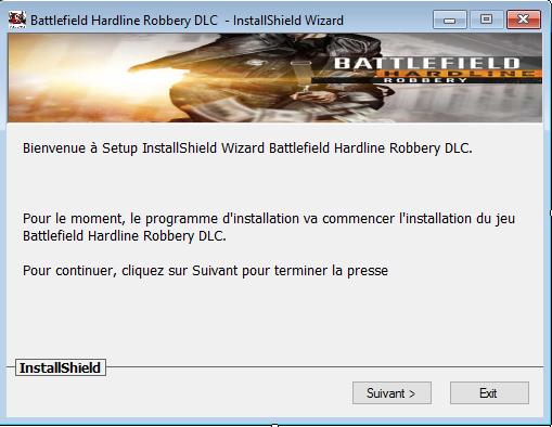 Battlefield HardlineRobbery Télécharger