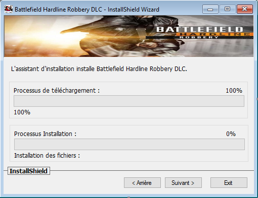 Battlefield HardlineRobbery DLC