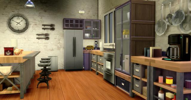 Les Sims 4 En Cuisine DLC