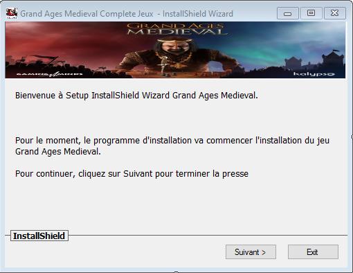 Grand Ages Medieval Version complète Gratuit PC