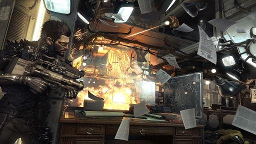 Deus Ex Mankind Divided Telecharger