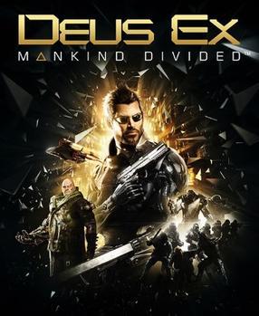 Deus Ex Mankind Divided Telecharger Gratuit PC