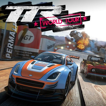 Table Top Racing World Tour Versions Complete