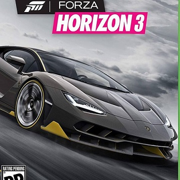 Forza Horizon 3 Version Complete PC