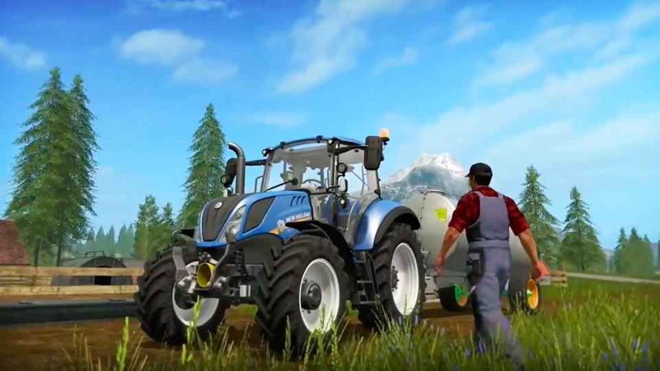 Farming Simulator 17 Telecharger