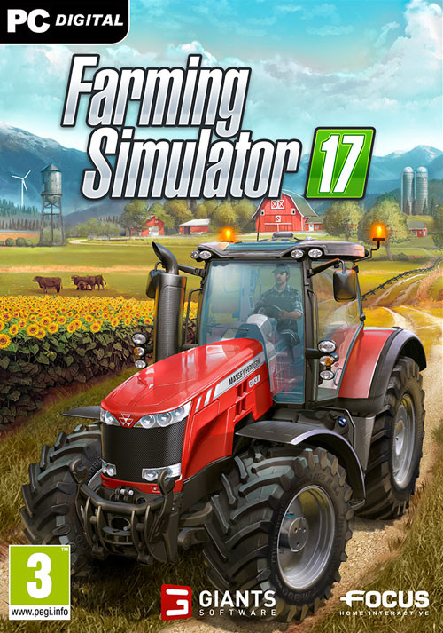 Farming Simulator 17 Telecharger PC