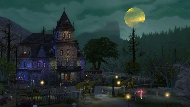 Les Sims 4 Vampires Gratuitment
