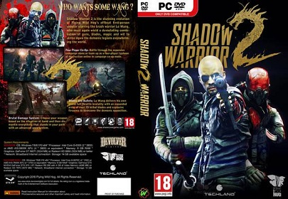Shadow Warrior 2 Telecharger Version Complete PC