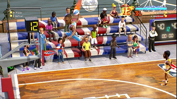 NBA Playgrounds Telecharger