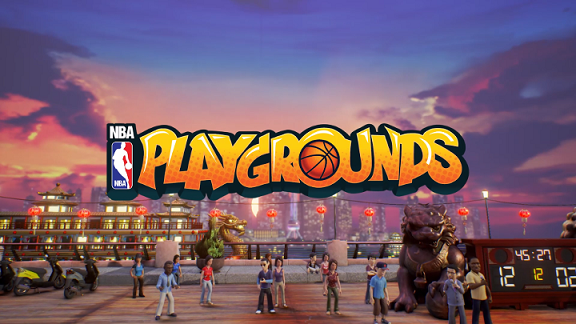 NBA Playgrounds Telecharger Version Complete PC