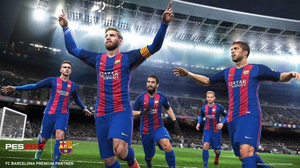 Pro Evolution Soccer 2018 Telecharger PC