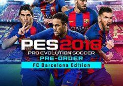 Pro Evolution Soccer 2018 Télécharger