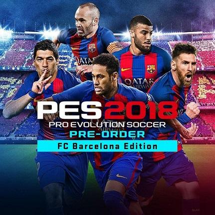 Pro Evolution Soccer 2018 Telecharger PC Version Complete - Torrent