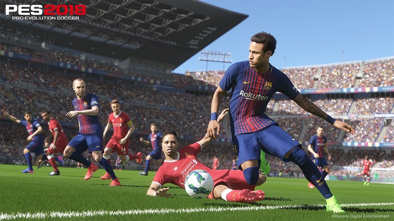PES 18 Telecharger