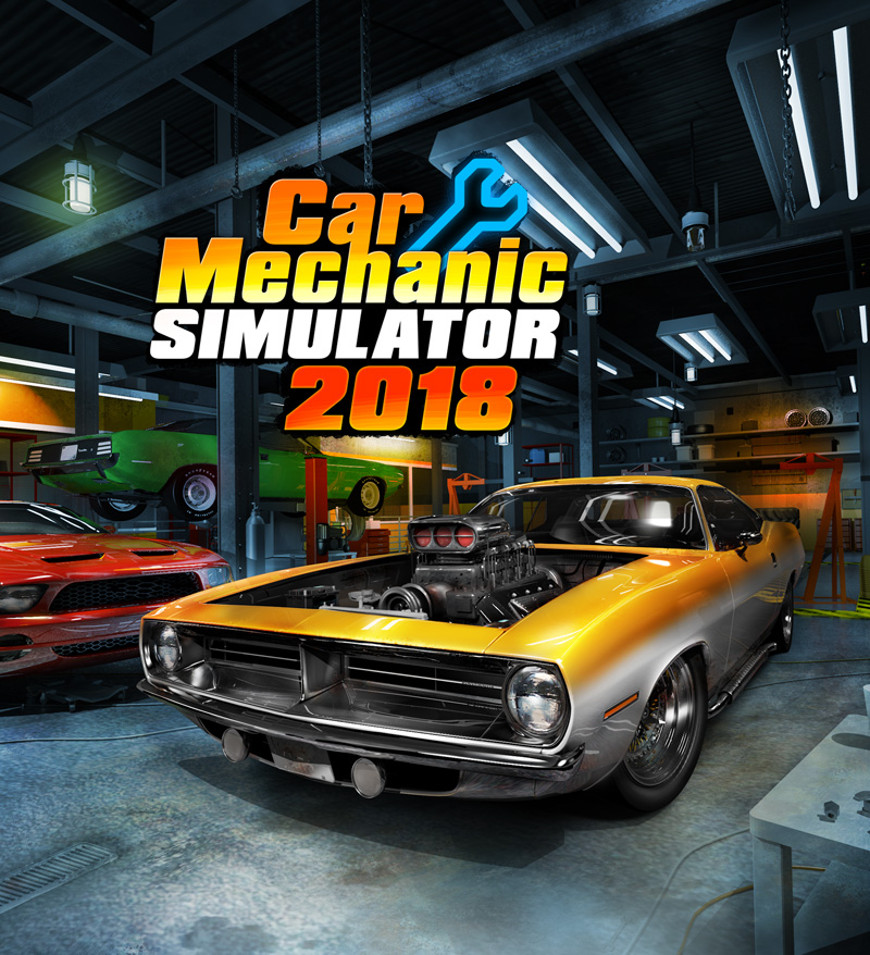 Car Mechanic Simulator 2018 Telecharger PC Version Complete - Torrent