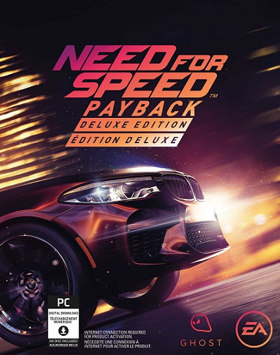 Need for Speed Payback Telecharger PC Version Complete - Torrent