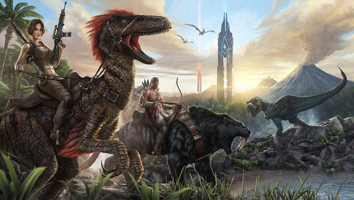 ARK Survival Evolved Version Complete