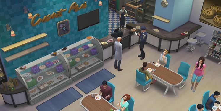 Les Sims 4 Telecharger PC Gratuit