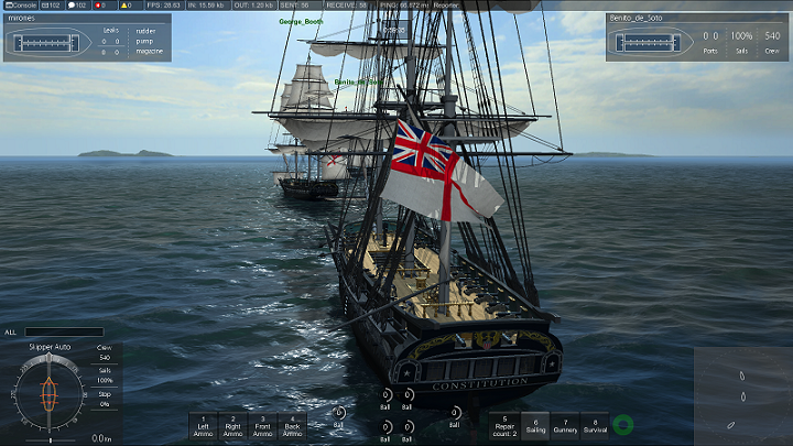 Naval Action Version Completes PC